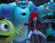 Monster Inc. Joins the World of Kingdom Hearts