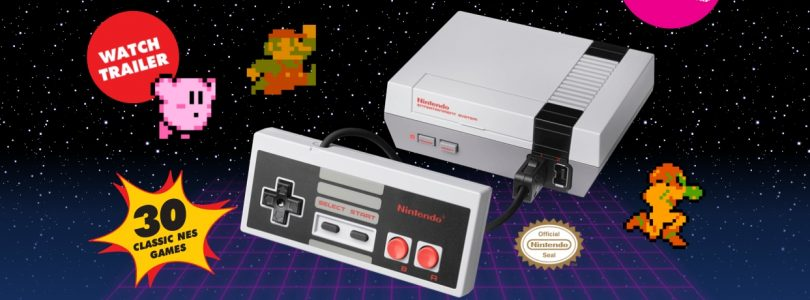 NES Classic Edition Back In Stock This June