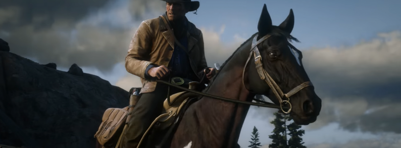 Red Dead Redemption 2 Gameplay Video