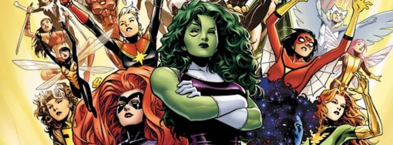 All-Female Marvel TV in the works at ABC