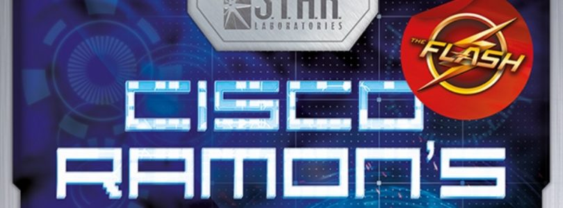 S.T.A.R. Labs: Cisco Ramon's Journal (The Flash) Review