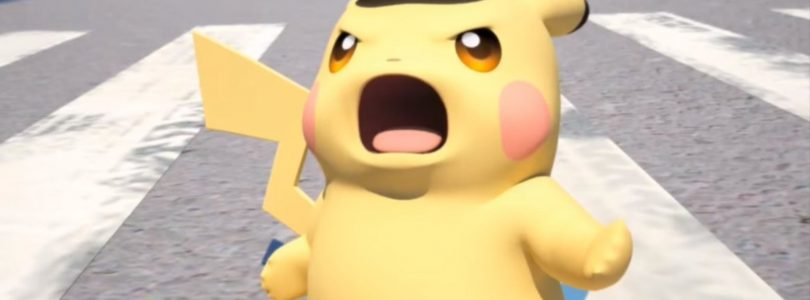 Detective Pikachu: First Trailer Brings Pokémon to the Real World