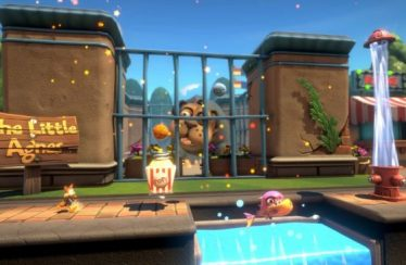 Bubsy Goes Endless Runner in Paws on Fire