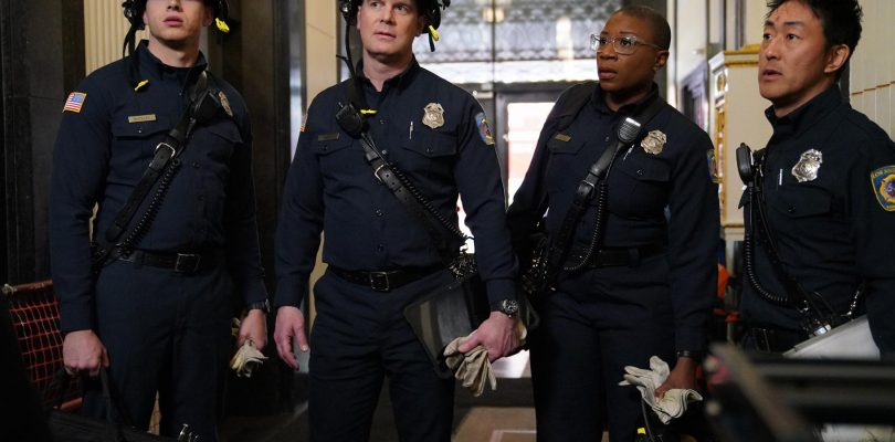 "9-1-1 1×09 ""Trapped"" Synopsis & Photos"