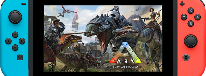 ARK: Survival Evolved Is Coming To The Switch