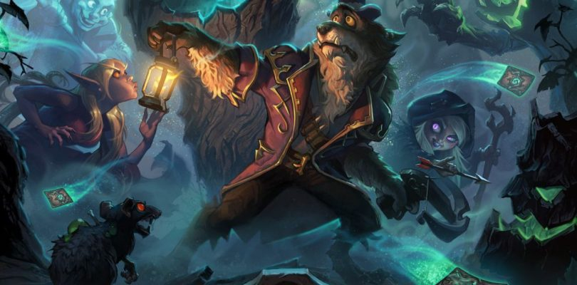"""Hearthstone Expansion """"The Witchwood"""" Coming Soon"""