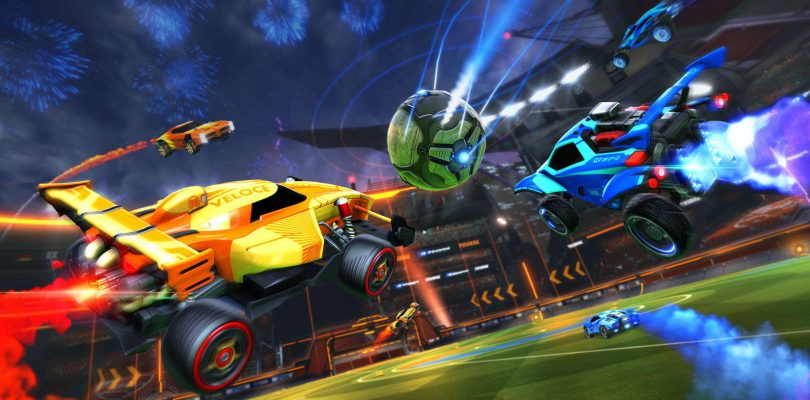 Get Ready To Ride In New Rocket League Update