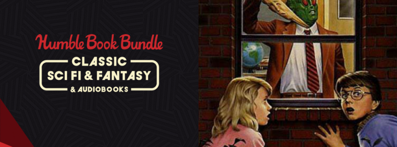 Humble Book and Audiobook Bundle Featuring Classic Sci-Fi & Fantasy
