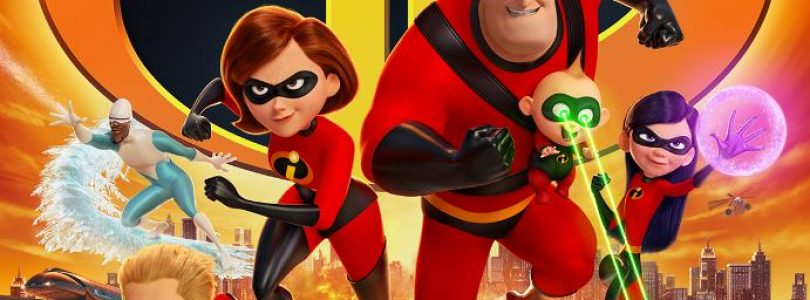 Watch: Full Length Incredibles 2 Trailer