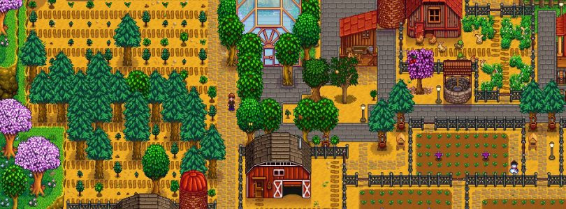 Stardew Valley Launches Beta Multiplayer
