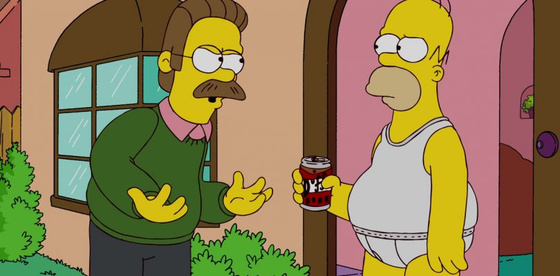 "The Simpsons 29×19 ""Left Behind"" Synopsis"