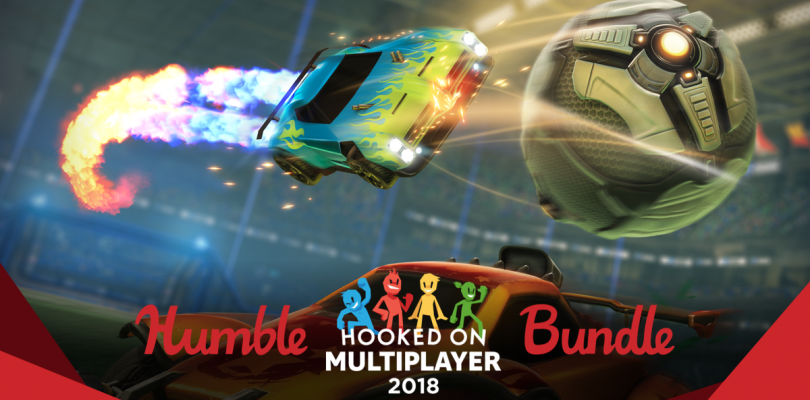 Humble Launches 'Hooked on Multiplayer' Game Bundle