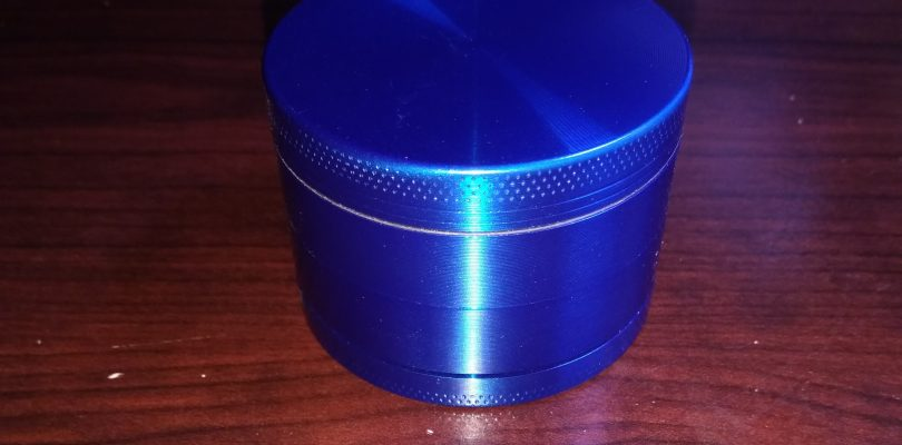 Titanium Herb Grinder [Product Review]