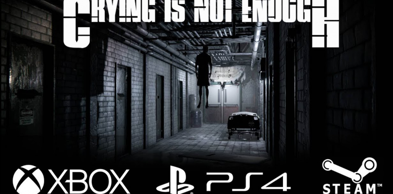 New Multi-platform Horror Game to be Released: Crying is Not Enough