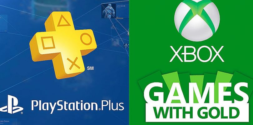 July 2018 Xbox Games with Gold and PS Plus Lineup
