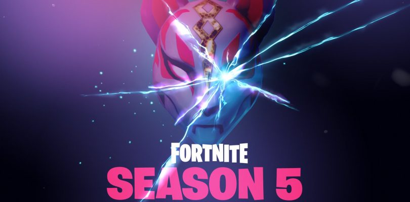 Fortnite Season 5 Goes Live