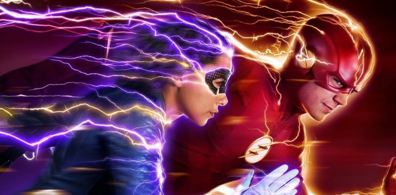 "The Flash 5×11 ""Seeing Red"" Synopsis"