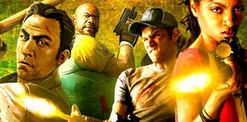 Left 4 Dead Spiritual Successor Back 4 Blood In Development