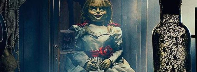 Watch: Annabelle Comes Home Trailer