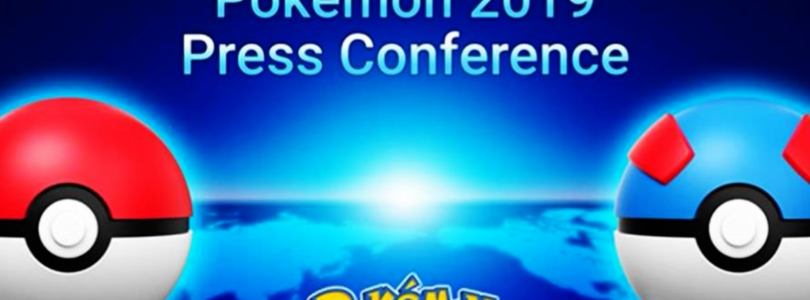 Pokémon Press Conference 2019 Re-Cap